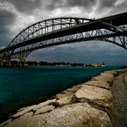 Blue Water Bridge, Sarnia, Ontario
