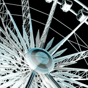 Ferris Wheel at Axeltorv Square, Copenhagen