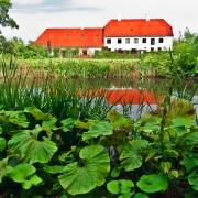 Rungstedlund, Karen Blixen's Estate, Rungsted, Denmark