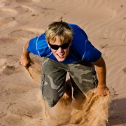 Dune Climb, Grand Sable Dunes